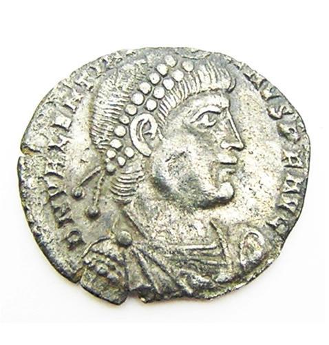 Silver Siliqua of Emperor Valentinian I