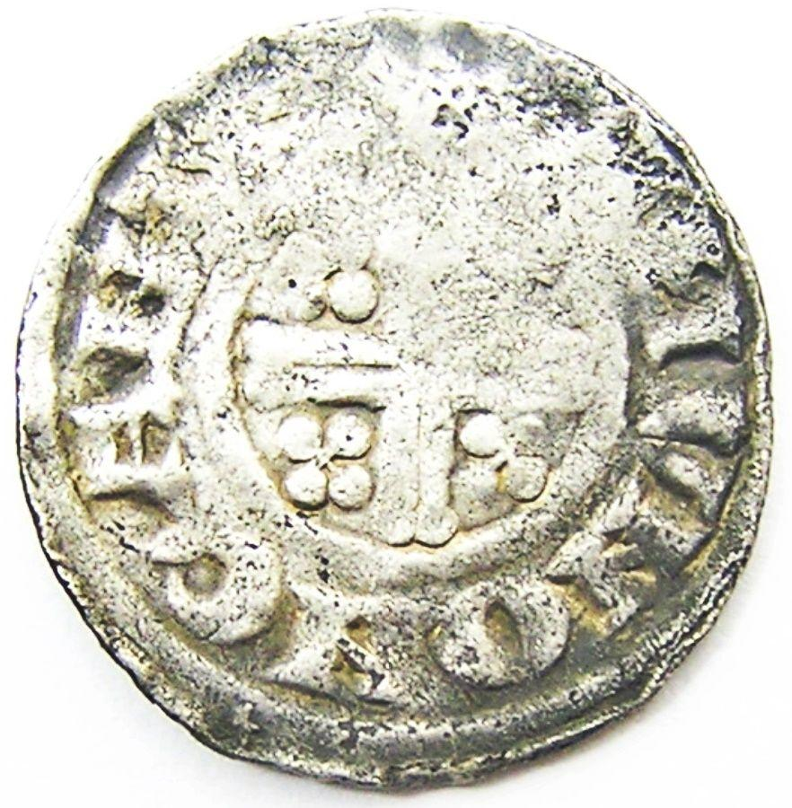 King Henry III Silver Penny Canterbury