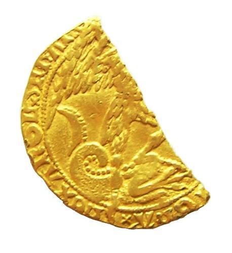 Medieval English Gold Angel of King Edward IV