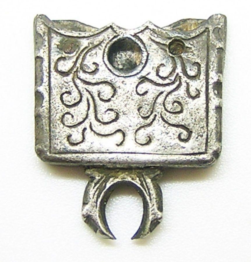 Tudor Silver Strapend