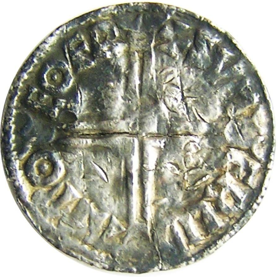 King Aethelred II Silver Penny by SVMERLEDA of York