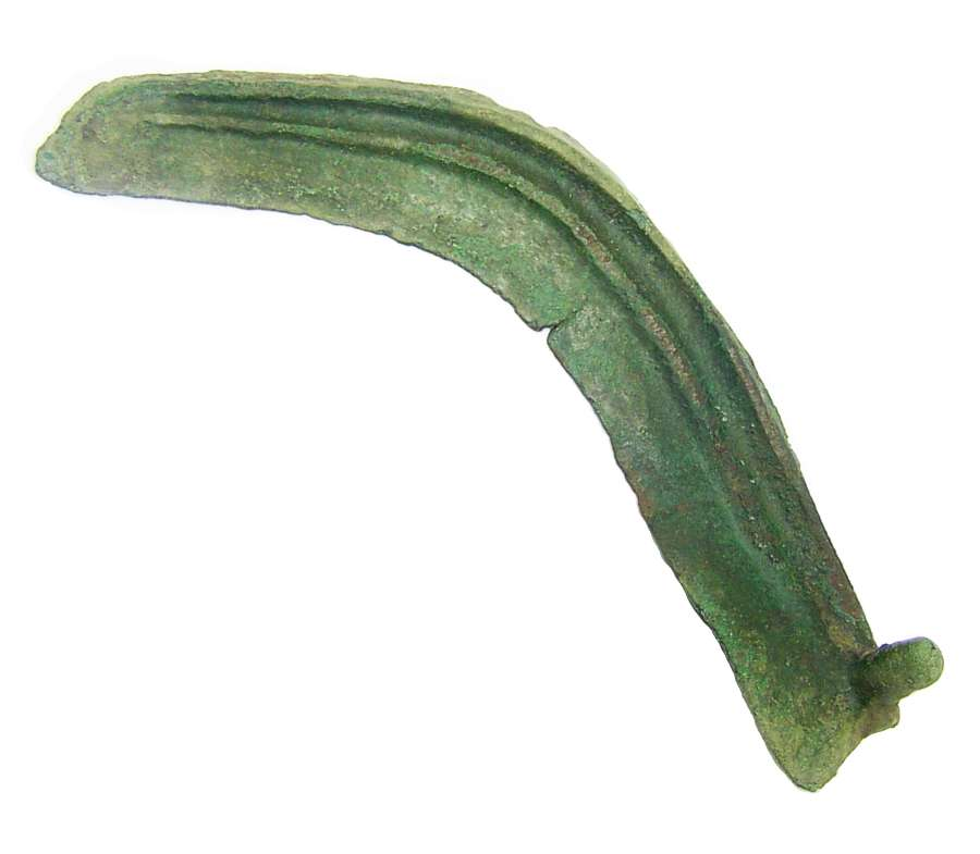 European Late Bronze Age Sickle