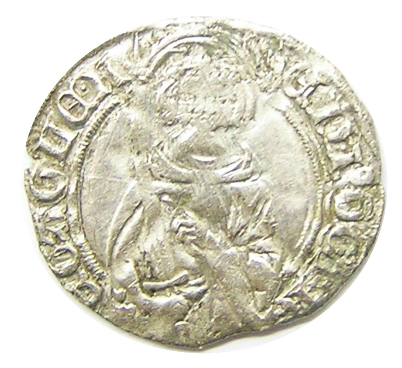 Black Prince Anglo Gallic Hardi d'Argent Limoges Mint
