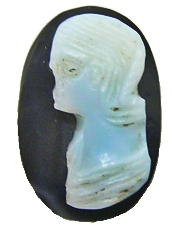Roman onyx hardstone cameo of an empress
