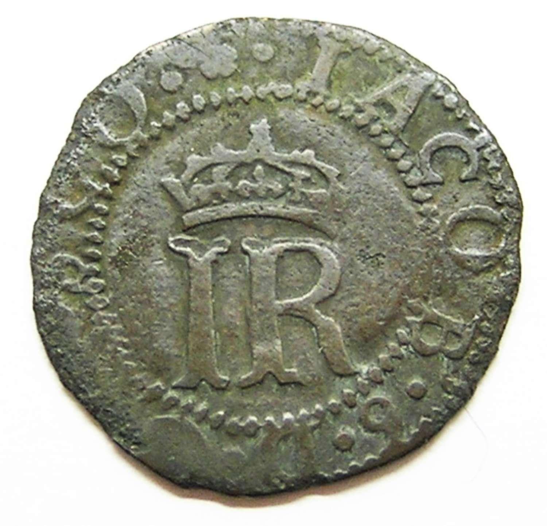 Scotland: King James VI,  Billon Hardhead 2d