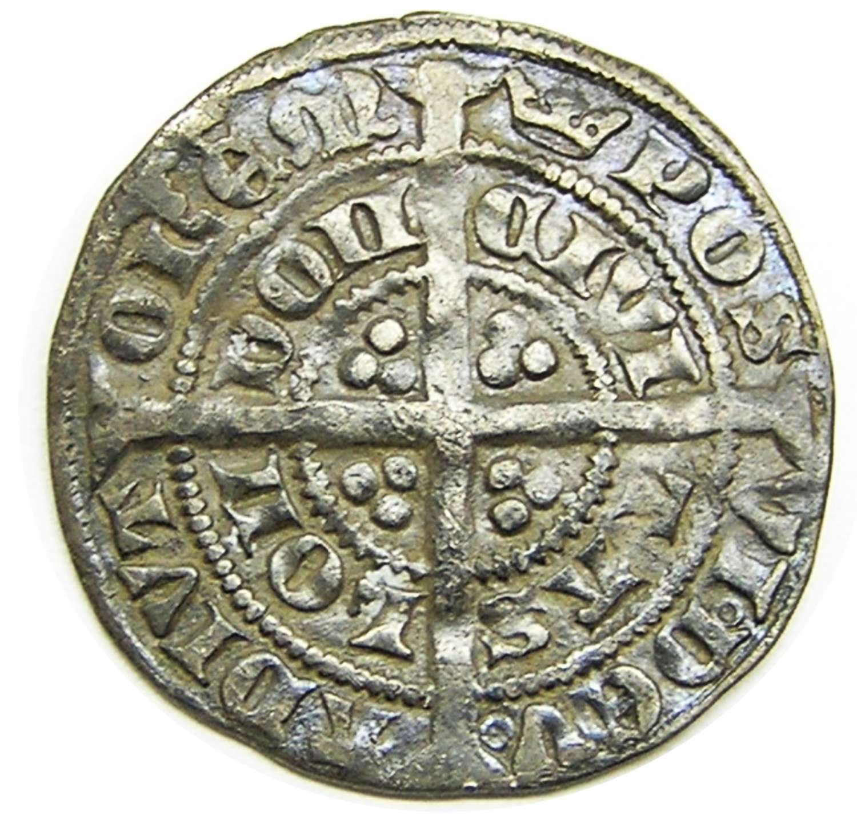 Halfgroat of King Edward III London
