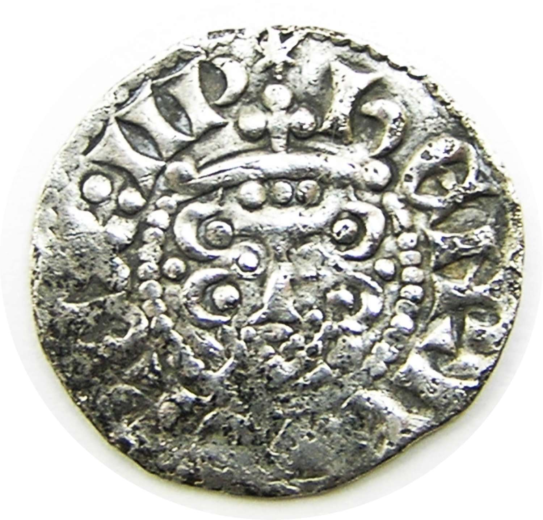 King Henry III Silver Penny Nicole of Canterbury