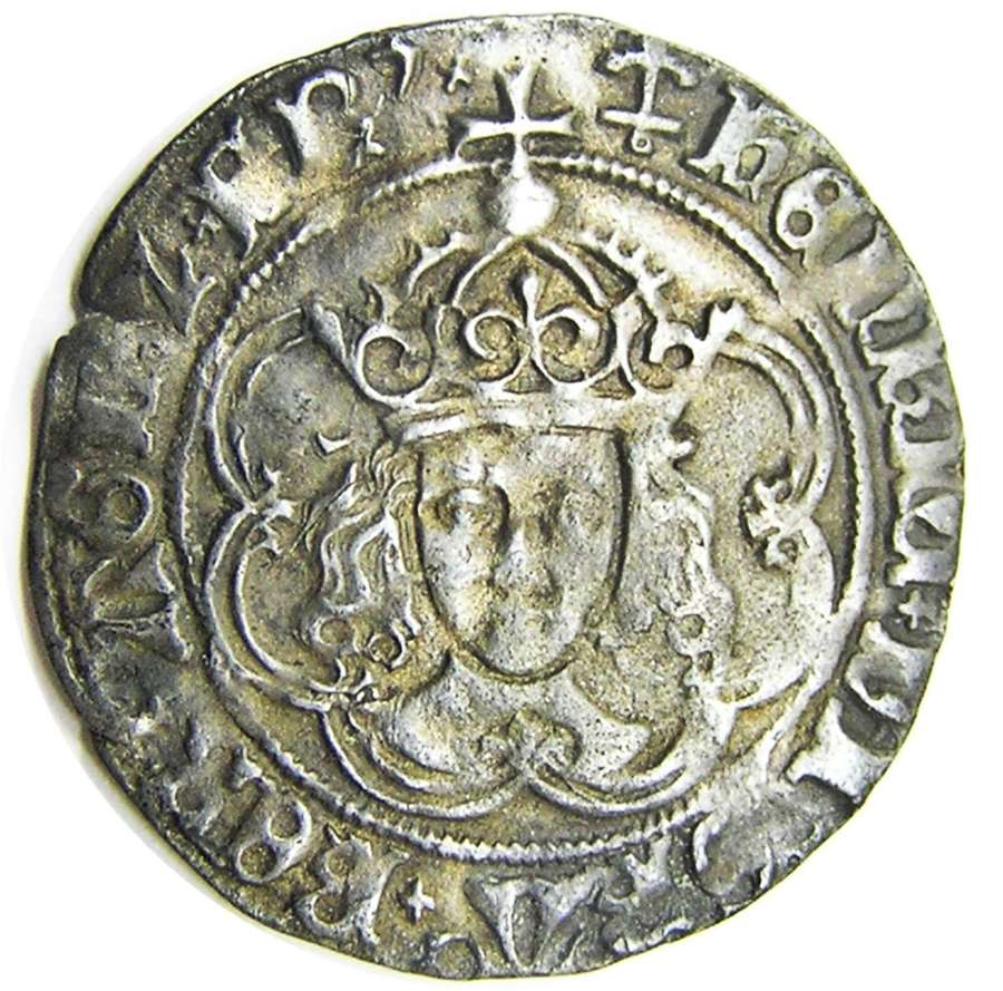 King Henry VII Silver Groat London